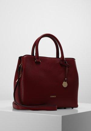 MAXIMA HENKELTASCHE 28 CM - Handbag - rot