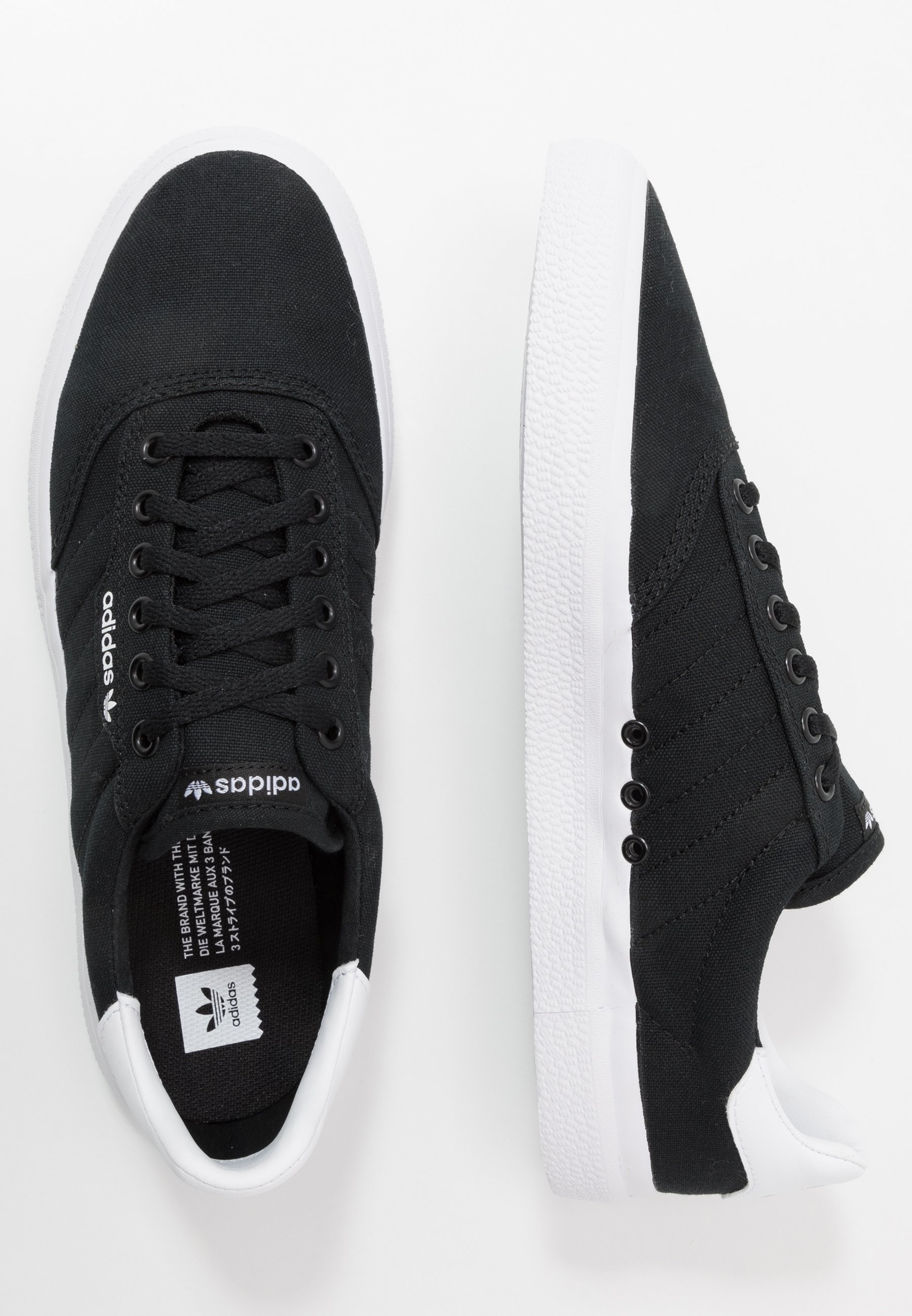 Adidas Originals 3mc - Sneakers Core Black/footwear White