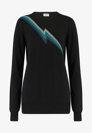 RITA LIGHTNING SPARK - Jumper - black