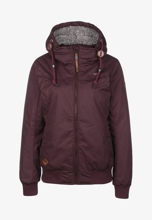 JOTTY - Winter jacket - wine red