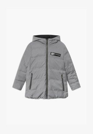 REVERSIBLE REFLECTIVE - Zimní kabát - noir/argent