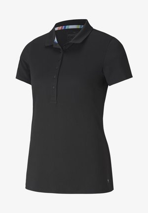 ROTATION - Polo shirt - black