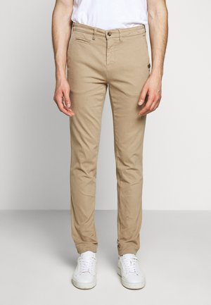 TOUCH DILAN - Pantalones chinos - light camel