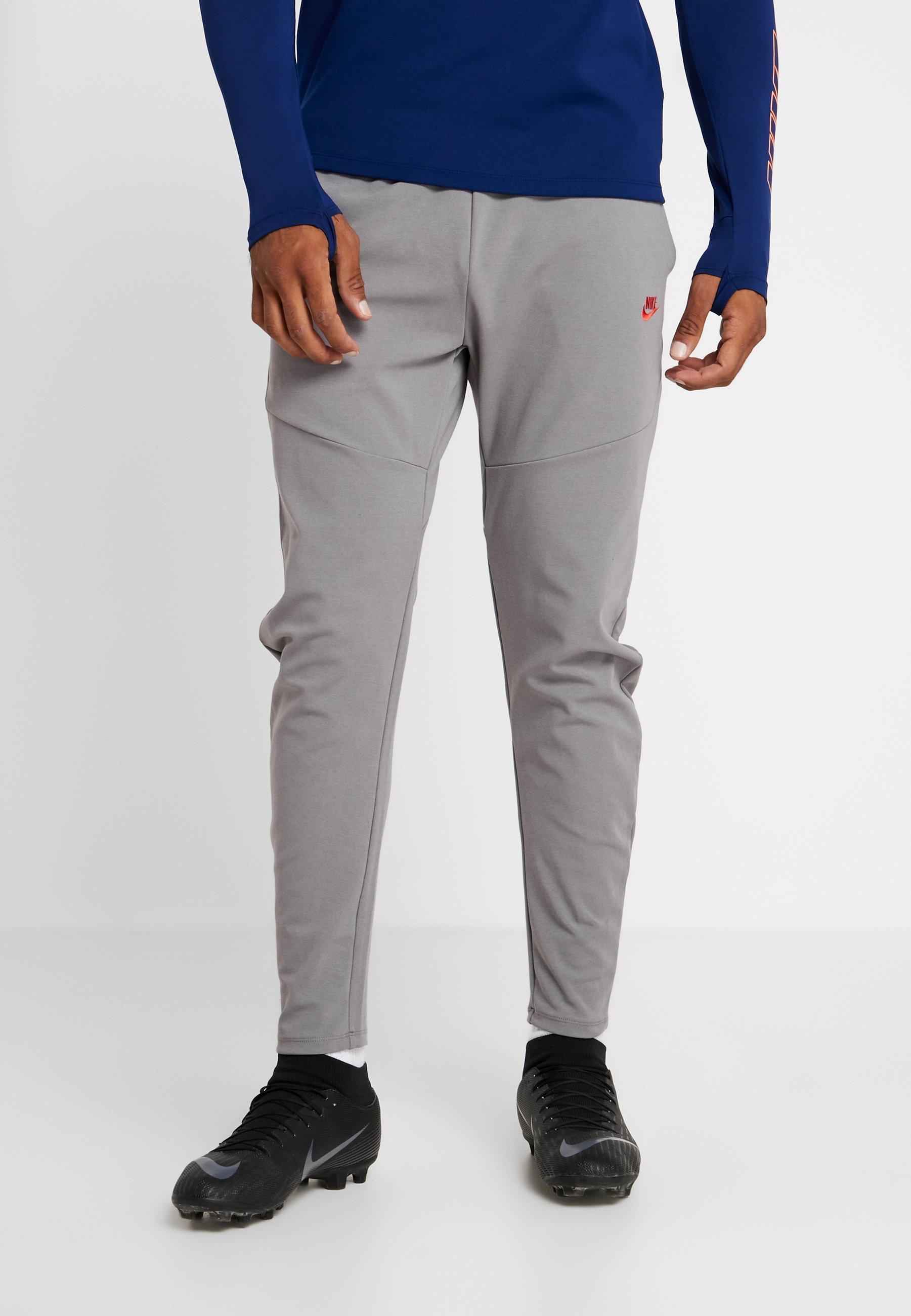 Necesario paso Viento  Nike Performance ATLETICO MADRID PANT - Pantalones deportivos -  gunsmoke/sport red/gris oscuro - Zalando.es