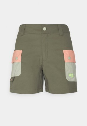 MØLSTER - Outdoor shorts - croc
