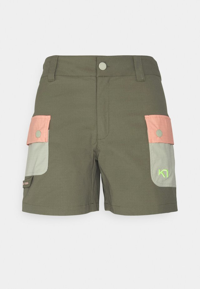 MØLSTER - Shorts outdoor - croc