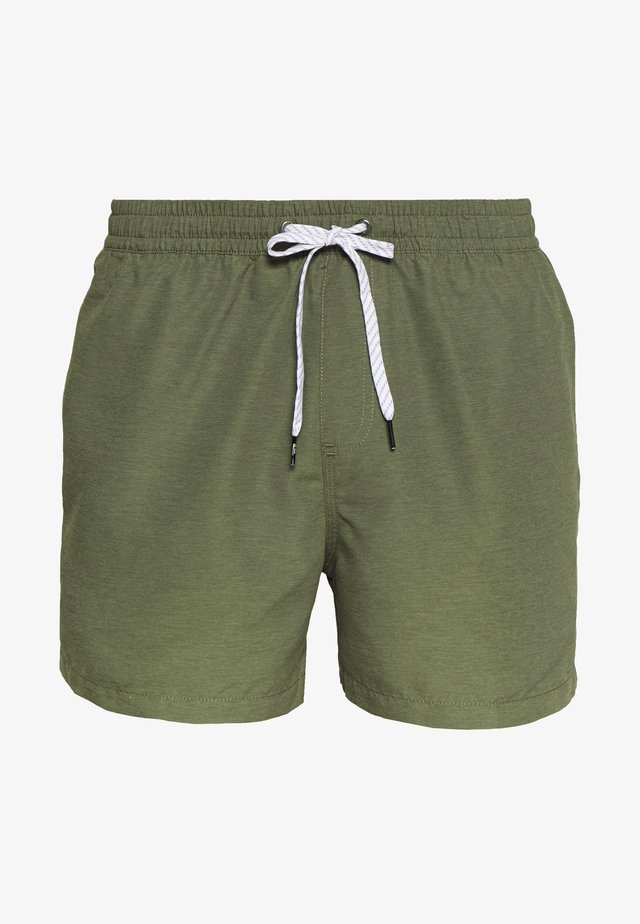 EVERYDAY VOLLEY - Badeshorts - four leaf clover heather
