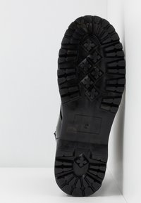 Glamorous Wide Fit - Platform ankle boots - black - 6