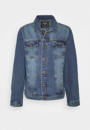 FIELDING - Denim jacket - blue denim