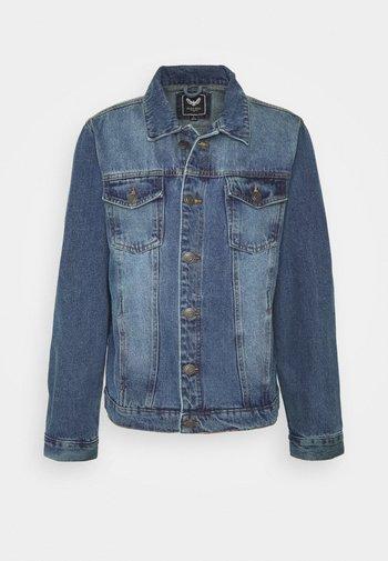 FIELDING - Giacca di jeans - blue denim