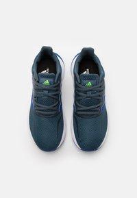 adidas Performance - RUNFALCON UNISEX - Neutral running shoes - legacy blue/team royal blue/signal green - 3