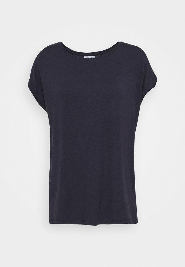 VMAVA PLAIN - Basic T-shirt - night sky