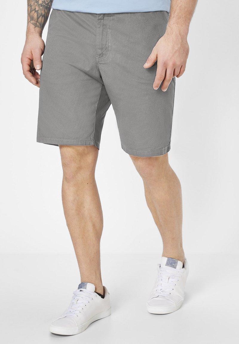 Redpoint - PARKLAND - Shorts - lt.grey
