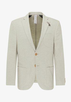 MURELLO - Blazer jacket - silver cloud