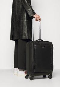 Bally - THONSON - Wheeled suitcase - black - 1