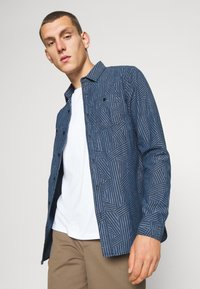 Scotch & Soda - WORK WEAR - Skjorta - blue - 3