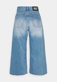 Dr.Denim Petite - AIKO PETITE CROPPED - Jeans baggy - empress blue - 1
