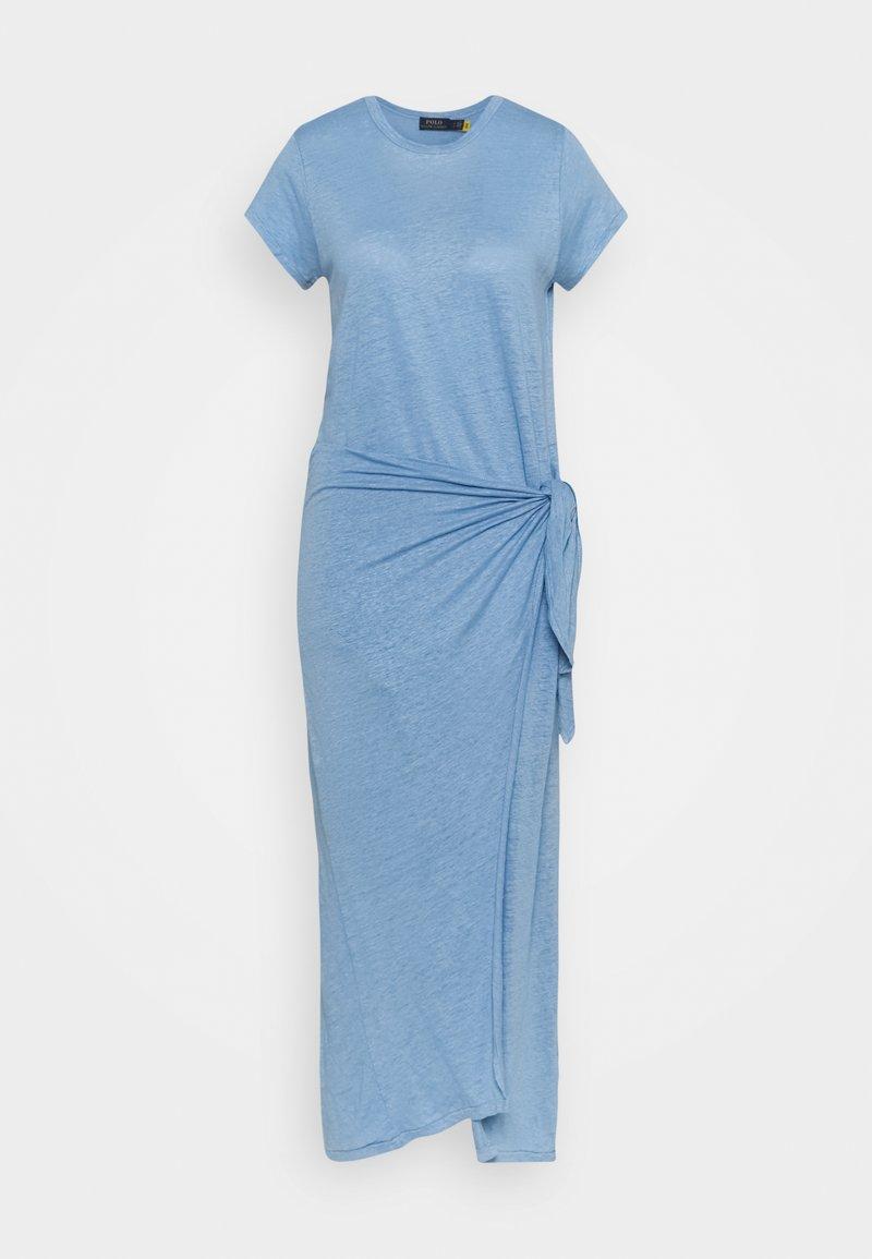 Polo Ralph Lauren - Maxi dress - chambray blue