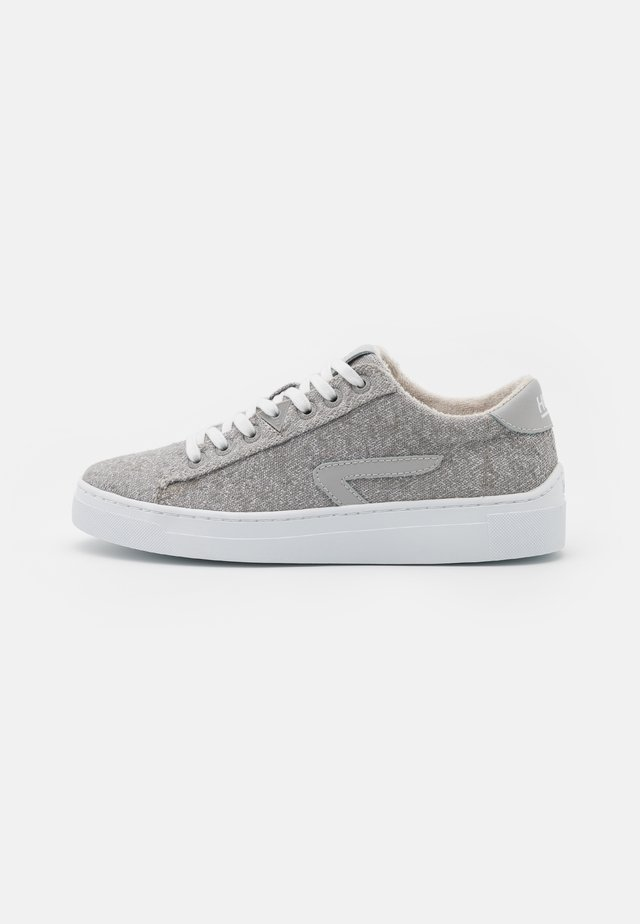 HOOK - Sneakers basse - greyish/neutral grey/white