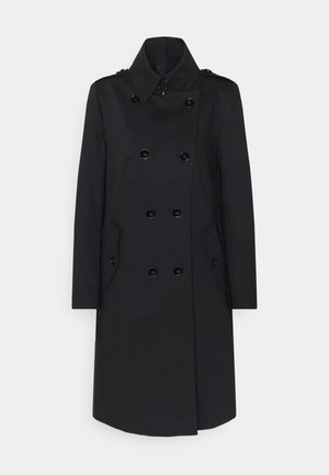 HARLESTON - Trench - black