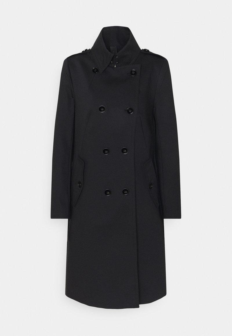 DRYKORN - HARLESTON - Trenchcoat - black