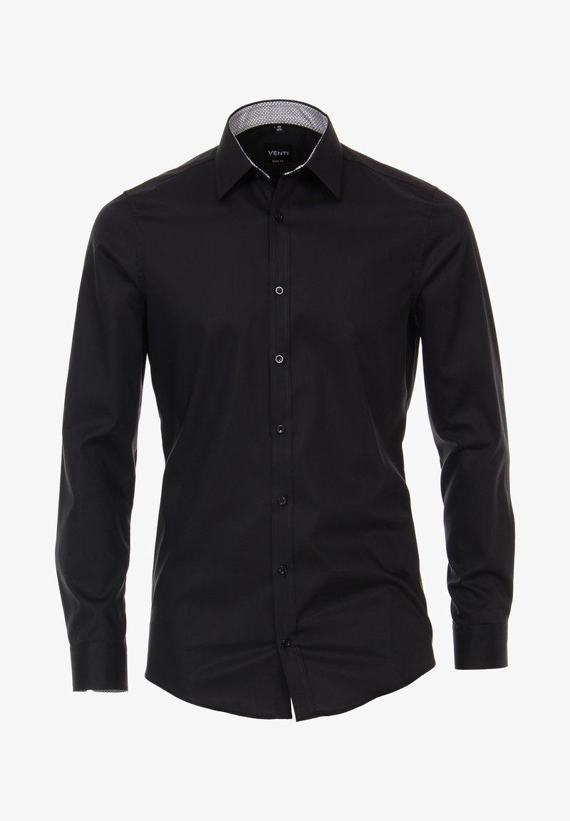 Venti - Formal shirt - black