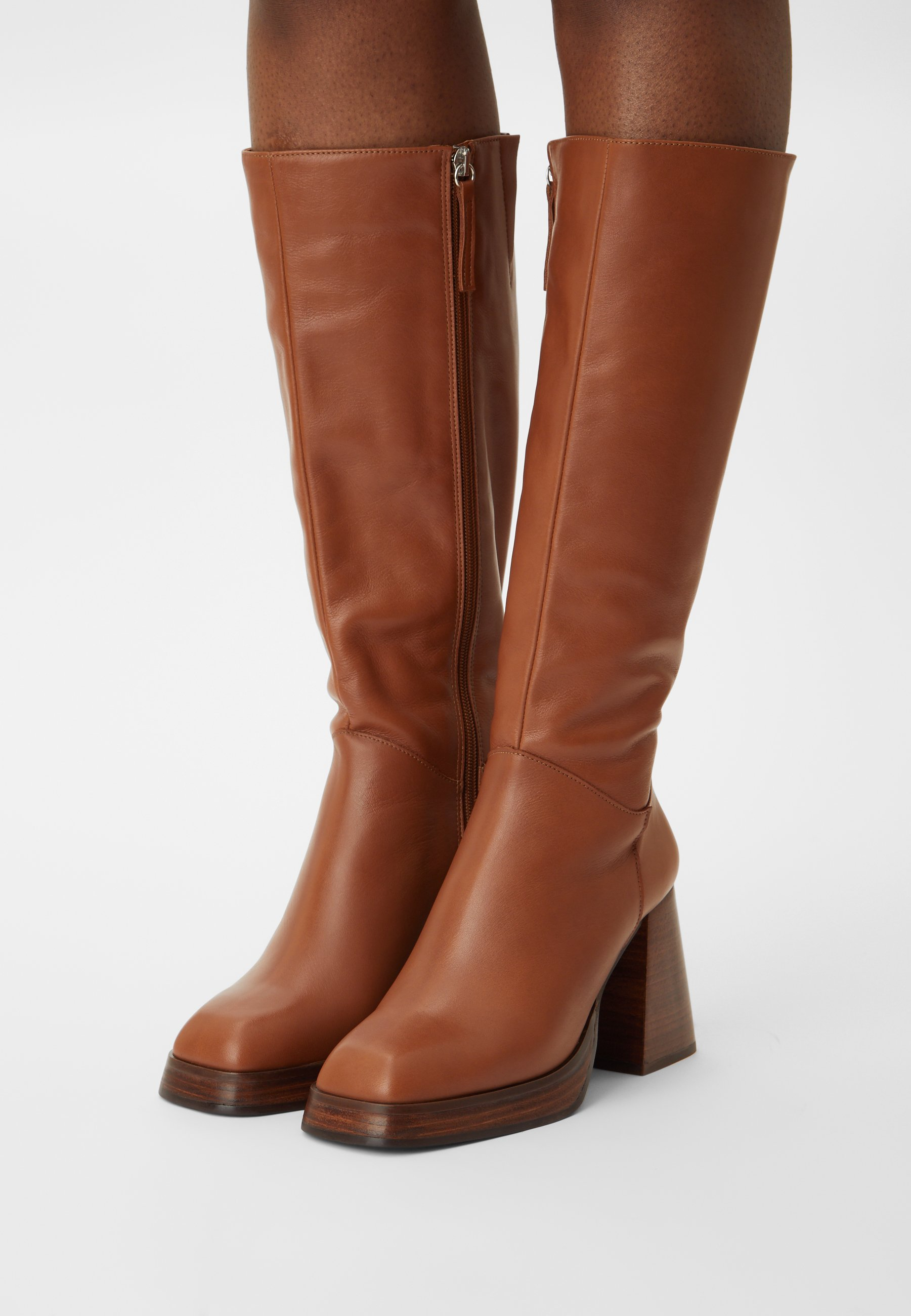Women Boots - cuero