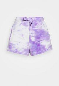 TAMIA  - Shorts - purple sea