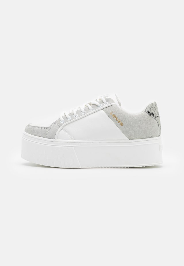 MARY - Sneakers laag - regular white