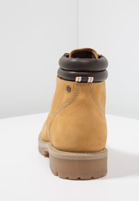 Jack & Jones - JFWSTOKE BOOT - Lace-up ankle boots - honey - 3