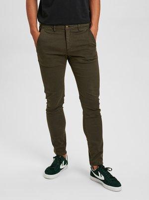 Jeans slim fit - army