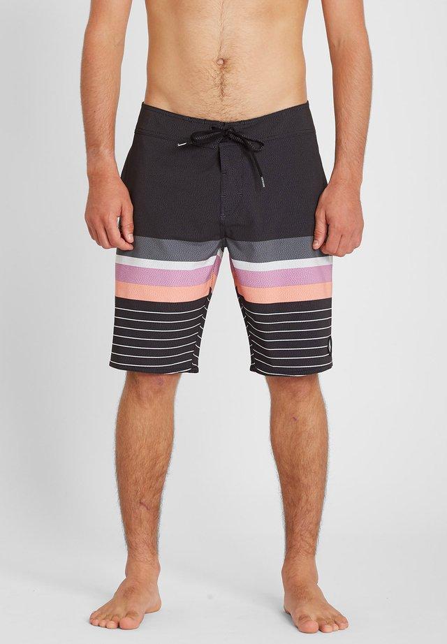 QUARTA STATIC 20 - Shorts da mare - black