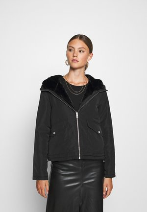 ONLDAHLIA JACKET  - Light jacket - black