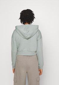 Noisy May - NMLUPA  - Hoodie - slate gray - 2
