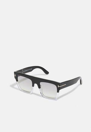 UNISEX - Sluneční brýle - black/smoke