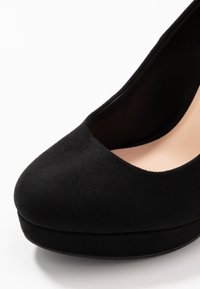Even&Odd Wide Fit - High heels - black - 2