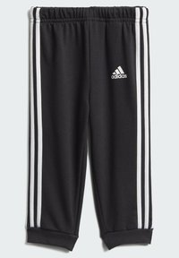 adidas Performance - BADGE OF SPORT FRENCH TERRY JOGGER - Trainingspak - black - 4