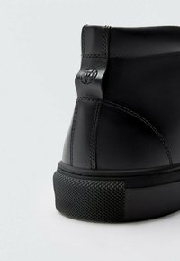 Massimo Dutti - High-top trainers - black - 3