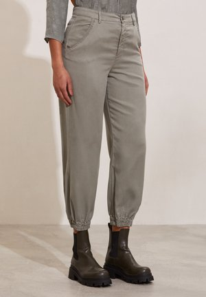 CHRISTINA - Chinos - faded cargo