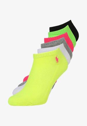 SOLE 6 PACK - Ponožky - bright