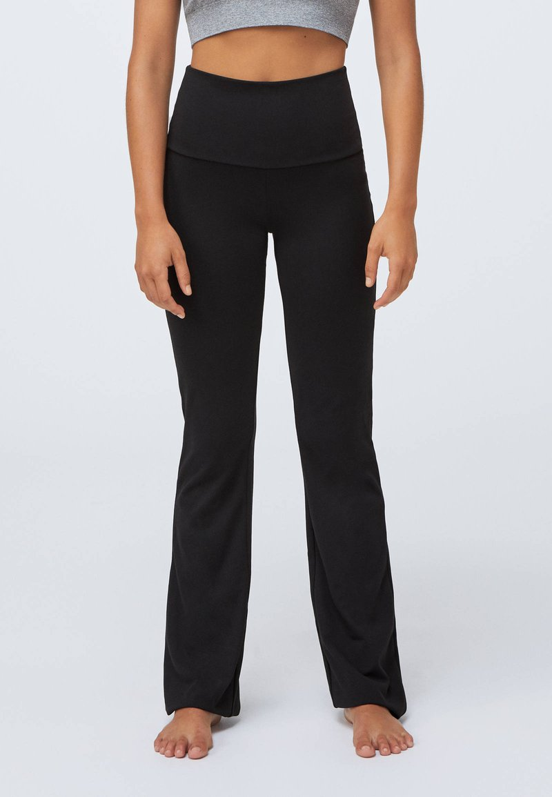 OYSHO - Pantalon classique - black