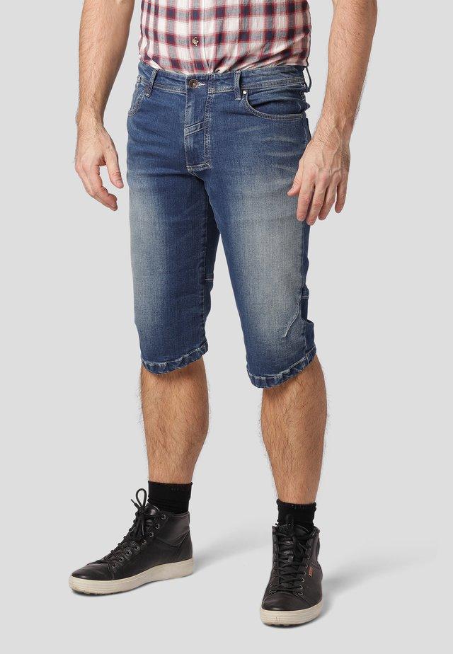 BONDO - Denim shorts - pacific blue used