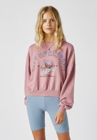 PULL&BEAR - Sweatshirts - rose - 0