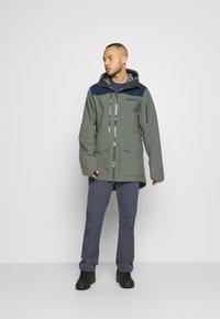 Norrøna - TAMOK GORE-TEX PRO JACKET - Hardshell jacket - grey - 1