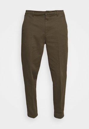 TIEN BUZZ PANT - Chino kalhoty - green