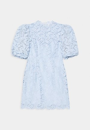 MAGNOLIA MINI DRESS - Juhlamekko - bluebell