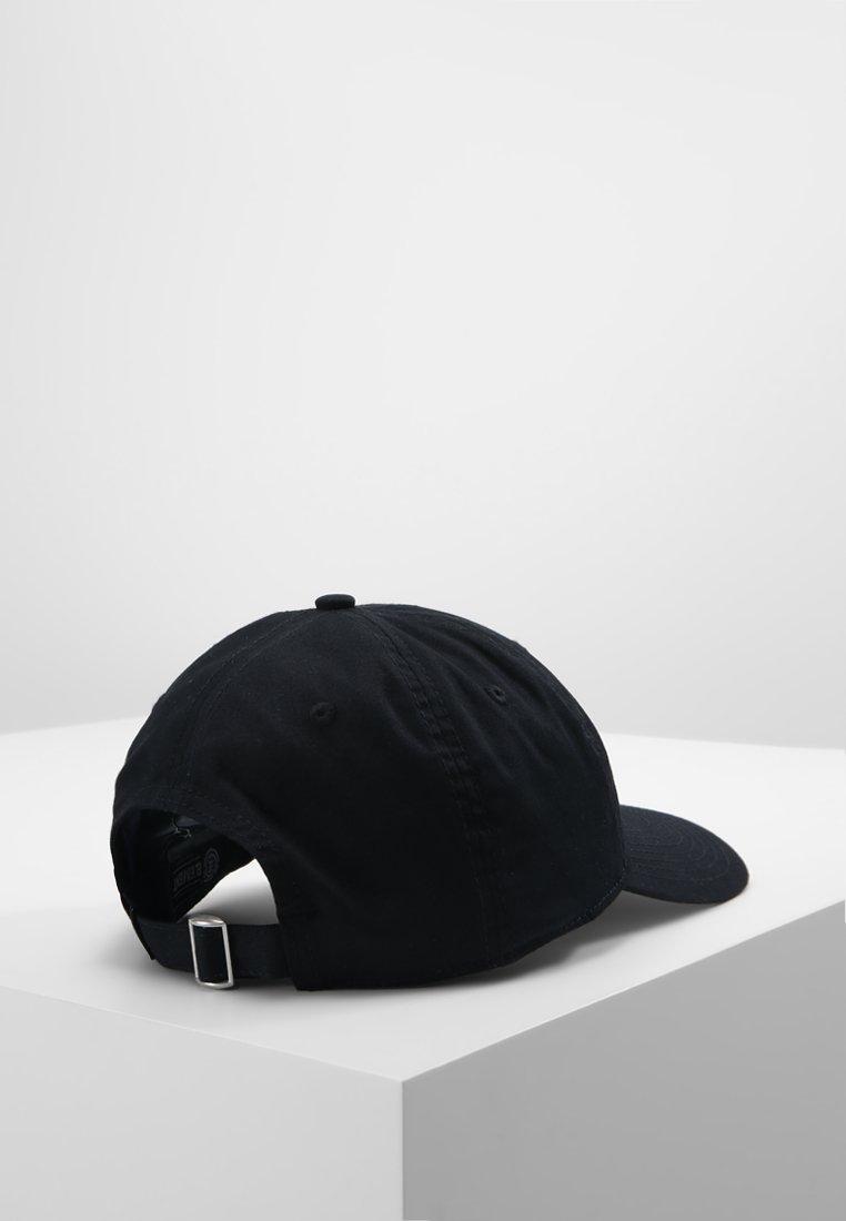 Element FLUKY DAD - Cap - all black/svart 3aPd8rakxfv097u