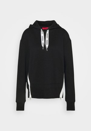 DREALI - Sweat à capuche - black