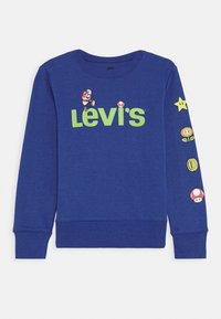 Levi's® - LEVIS MARIO ICONS CREWNECK - Mikina - game royal - 0