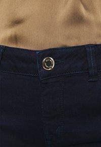 Mos Mosh - SUMNER - Široké džíny - dark blue - 4